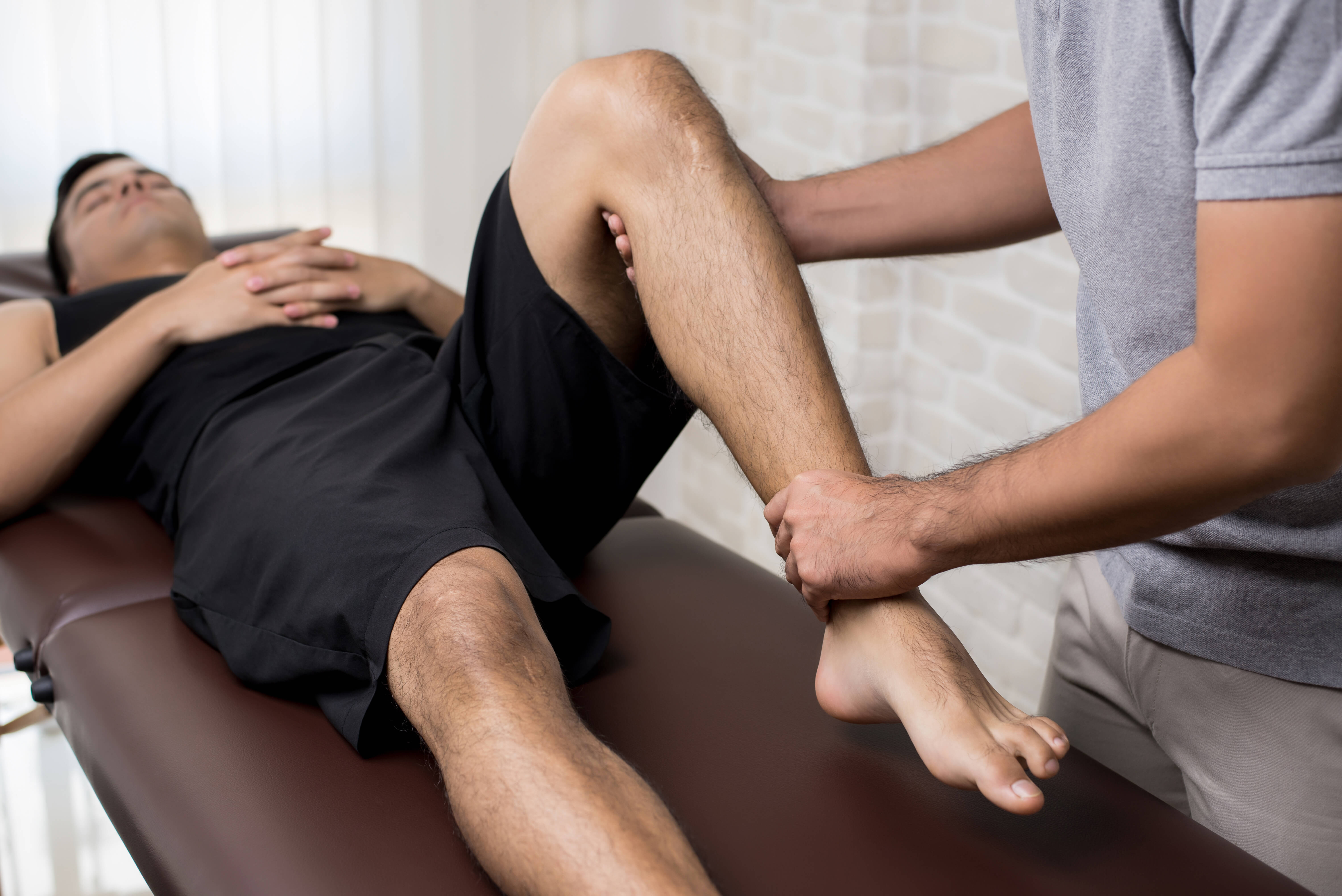 Sports injury rehab