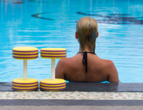Treating Chronic Headaches with Aquatic Therapy