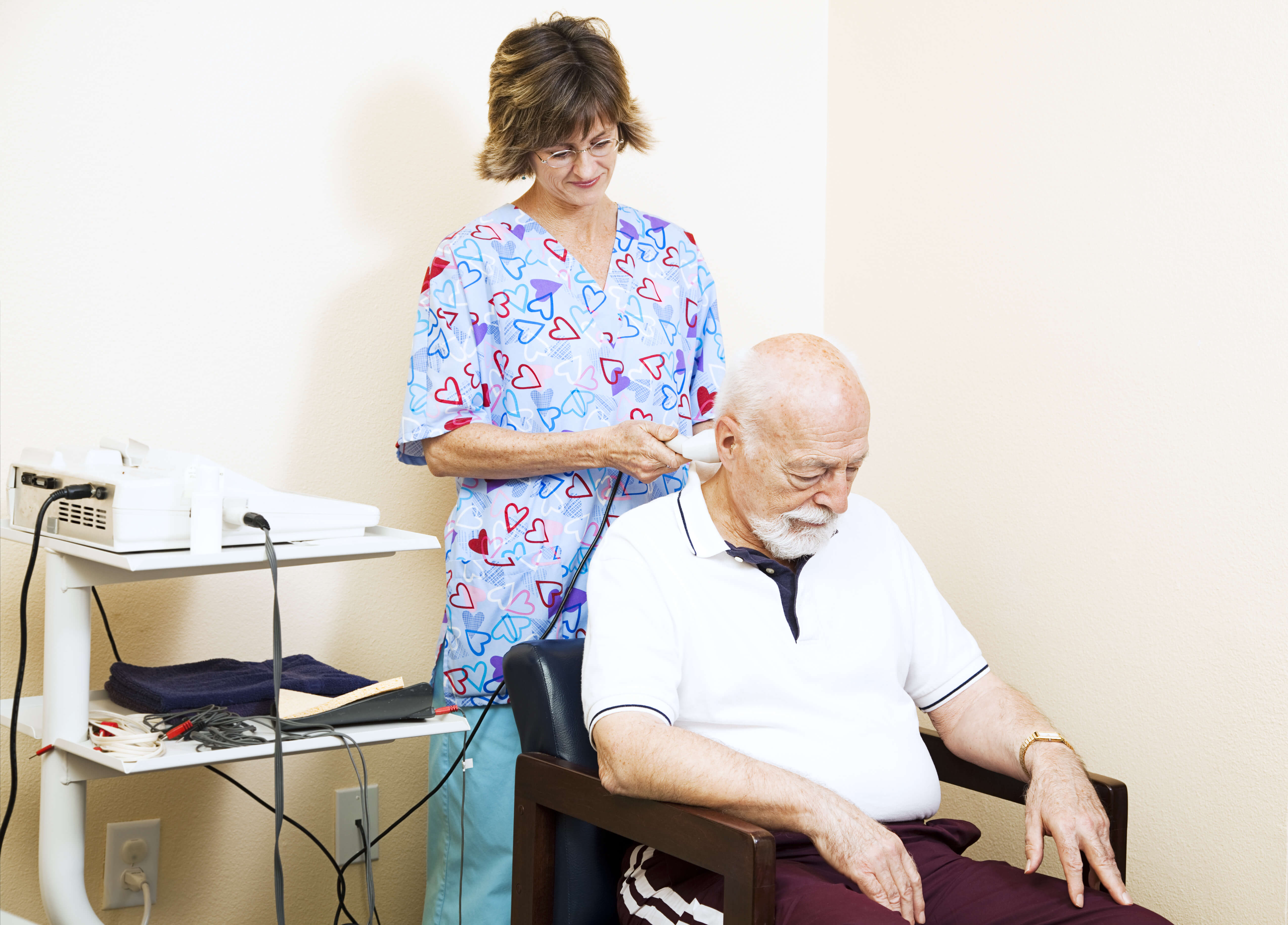 At Border Therapy Services, we offer a variety of physical therapies in our chronic headache treatments in El Paso and Horizon City, TX and Las Cruces, NM. However, one of the most beneficial types of therapy used in these treatments is ultrasound therapy.
