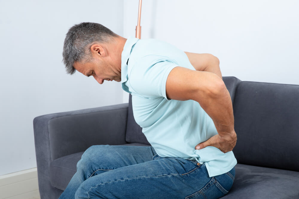 Lower back pain treatment in El Paso