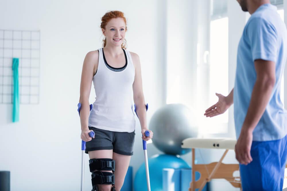 Knee Surgery Rehab