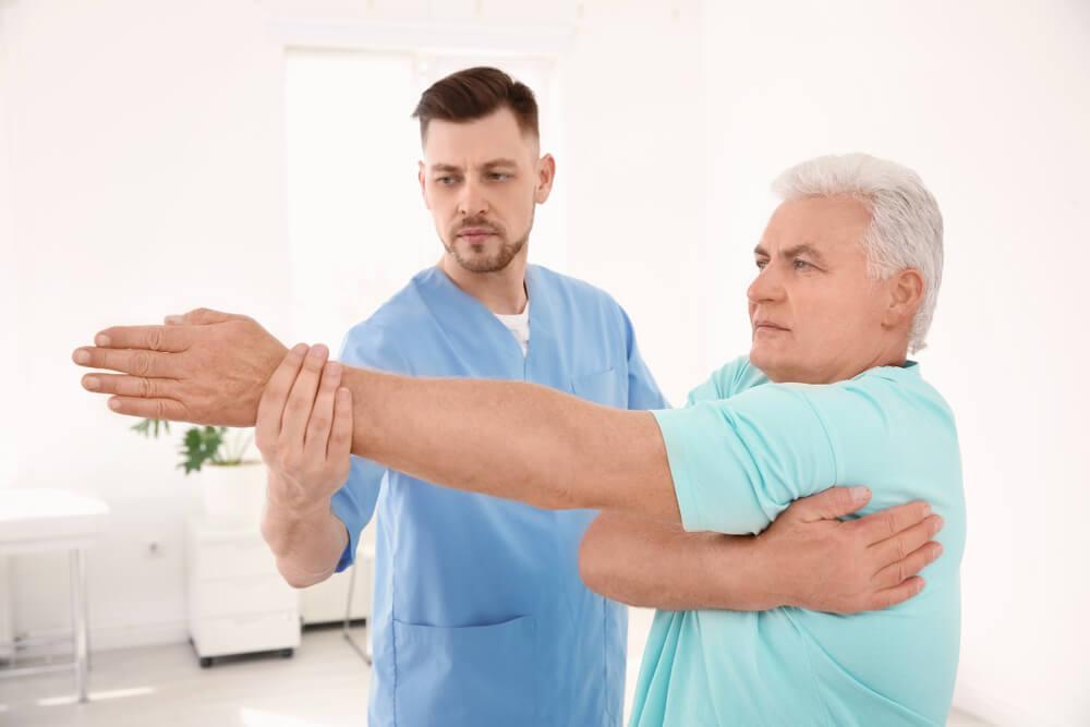 Shoulder Pain Treatment Provider
