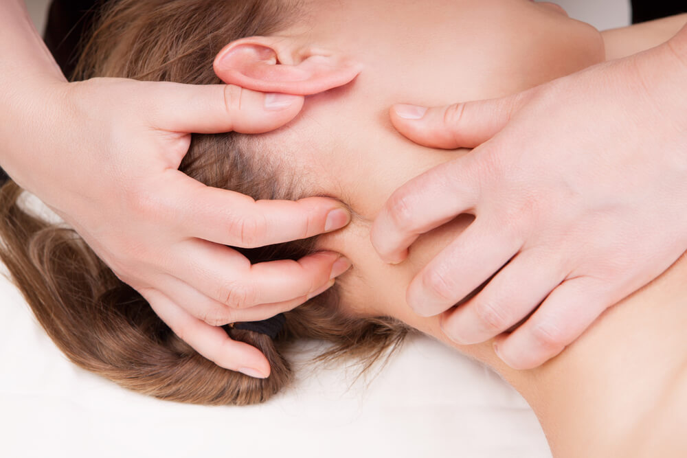 Sore Neck Muscle Treatment