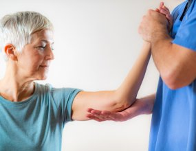 Tennis Elbow Rehab