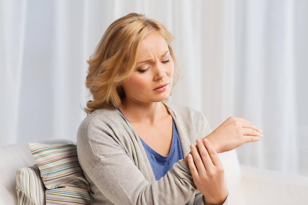 Wrist Pain No Swelling